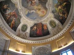 ルーブル美術館 天井画